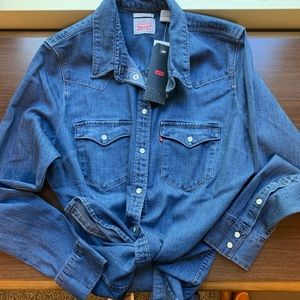 Levi's Ultimate Western Shirt
